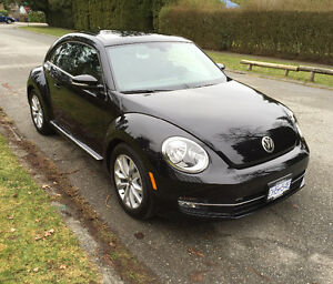 2015 Volkswagen Beetle type3 TDI 6spd comfortline manual 16500km