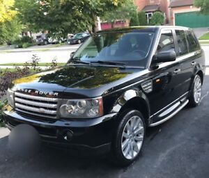 2006 Land Rover Range Rover Sport Supercharge