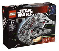 Lego 10179 faucon millénaire star wars maison Ole Kirk exclusif