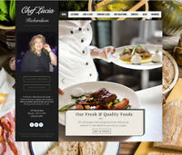 Hire a Chef - Chef Lucia Richardson's Catering Services Corp