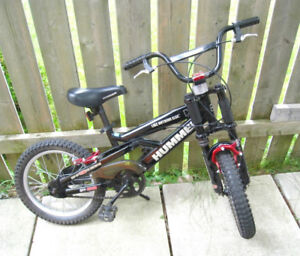 "Used 16"" Hummer H16 special edition Bicycle, GM in good condit"