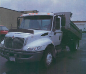 2009 International 4300 Low Pro Dump Truck - Lease-To-Own $833.0