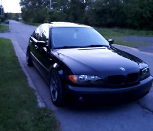 2004 BMW 320i - Nicely Customized
