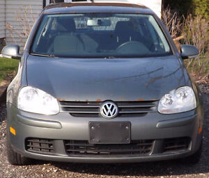 2007 VOLKSWAGEN RABBIT, CERTIFIED& E-TESTED, FULLY REFURBISHED