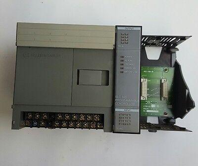 Allen Bradley Slc 500 Programmable Controller Processor Unit1747-l20g Frn 6