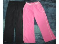 2 pairs trousers. Age 5-6 years