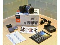 Sony Nex 5N Digital Touch Screen Interchangeable Lens Camera