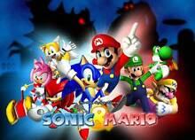Nintendo, super nintendo, n64, game watch and sega Campbelltown Campbelltown Area Preview