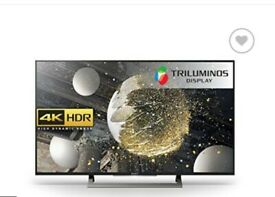 *MAY DELIVER BEAUTIFUL TV *TRILUMINOS DISPLAY* 4K UHD SMART 43 Inch SONY ANDROID PREMIUM TELEVISION