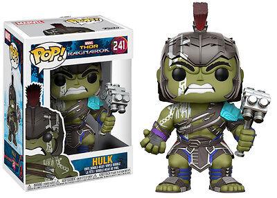 Pop  Marvel  Thor Ragnarok   Hulk  241