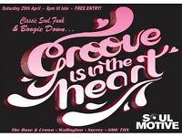 over 30s disco 70s and 80s soul disco boogie wallington sat 29th