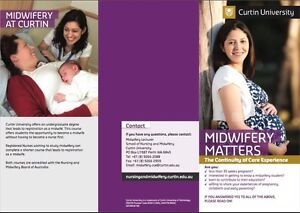 Student midwife seeking expectant Perth mothers due Aug/Sept Perth Perth City Area Preview