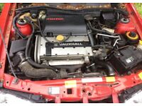 Vauxhall C20LET 2.0 Turbo Engine & F28 6 Speed Gearbox Only 76k Miles for sale  Cinderford, Gloucestershire