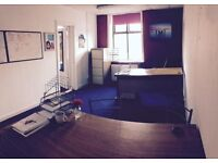 Office room to rent in Swansea town centre.