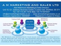 A M MARKETING AND SALES LTD