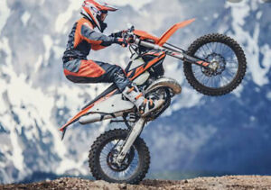 Wanted: WANT TO BUY 450cc dirtbike