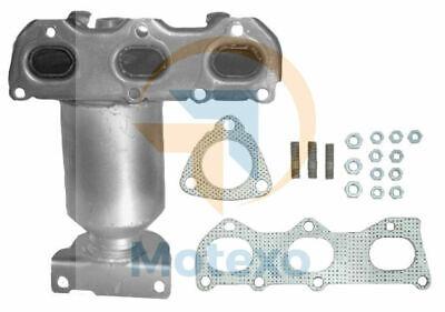 Exhaust Catalytic Converter SEAT IBIZA 1.2 AZQ 2/2002 - 9/2002 EURO 3
