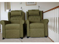 HSL Wessex Riser Recliner Single Motor Chair RRP 1500