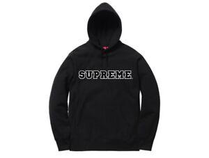 Supreme Collegiate Sweater - Black
