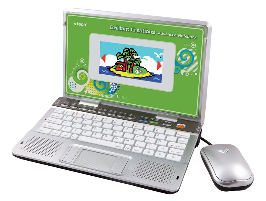 VTech Brilliant Creations Advanced Laptop