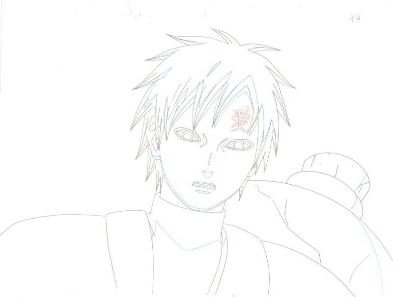 Anime Douga not Cel Naruto #304