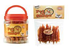 Chicken Skewers for Dog Treat - 8 oz or 16 oz - natural chicken breast fillets