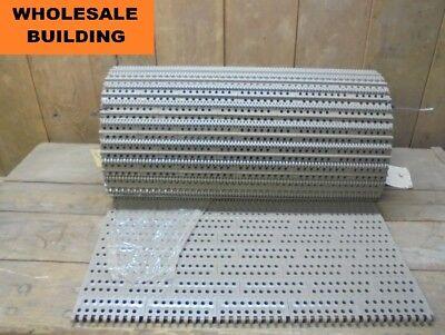 Intralox Flat Top Plastic Conveyor Belting Series 800 29.9 W 20 L 2 Pitch