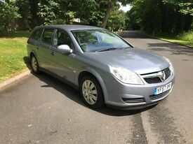 2007 VAUXHALL VECTRA 1.9 CDTi ESTATE, SERVICE HISTORY, NEW TIMING BELT, FULL MOT