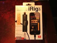IK Multimedia iRig HD Digital Guitar Interface