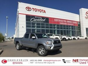 2015 Toyota Tacoma Double Cab TRD Sport Package