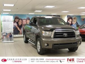 2012 Toyota Tundra Double Cab SR5 Upgrade Package