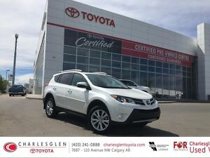 2013 Toyota RAV4 AWD Limited Technology Package
