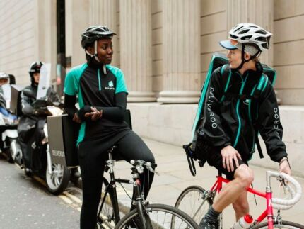 RENT eBike - Uber Deliveroo Electric Bicycle Hire Melbourne