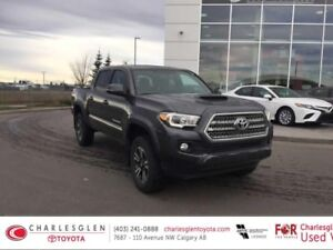 2016 Toyota Tacoma Double Cab TRD Sport Upgrade Package