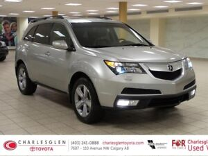 2013 Acura MDX AWD Technology Package