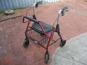 Mobility Walker Seat Thornlie Gosnells Area Preview