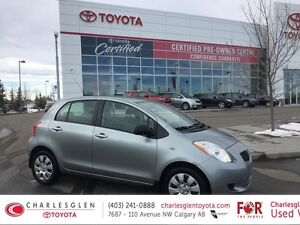 2008 Toyota Yaris LE Convenience Package