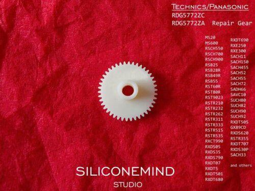 Technics/Panasonic RDG5772ZC RDG5772ZA Gear