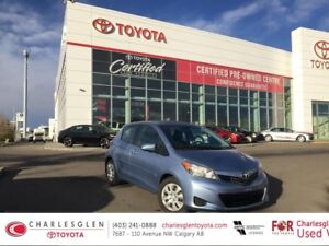 2014 Toyota Yaris LE Hatchback Convenience Package