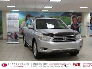 2009 Toyota Highlander AWD Limited Navigation Package