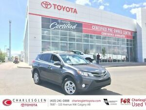 2013 Toyota RAV4 LE AWD Upgrade Package