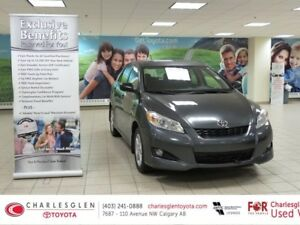 2012 Toyota Matrix Touring Value Package