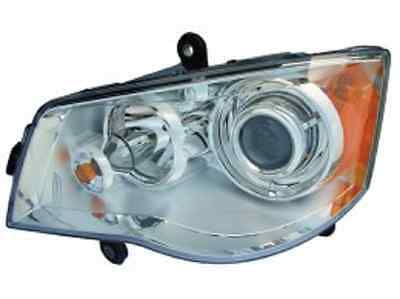 New Chrysler Town and Country 2008 2009 2010 left driver HID headlight light