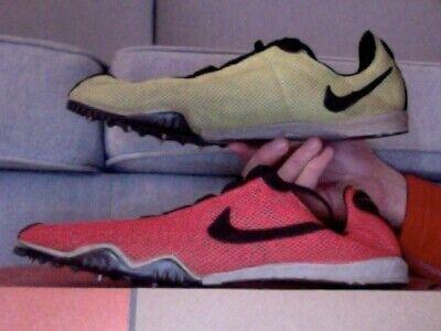 Nike Sample Prototype Zoom Jasari Track Spikes Field Kenya USA Victory -