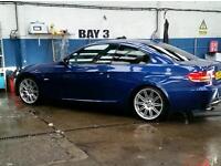 BMW 320d M Sport coupe Auto