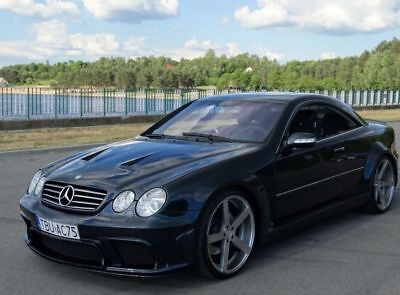 Mercedes CL W215 BLACK SERIES FULL BODY KIT || Best quality || Best Look |