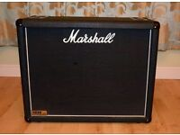 Marshall 1936 2x12 Extension Cabinet and soft case