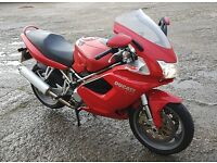 Ducati ST3 genuine low mileage