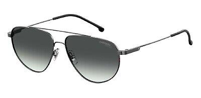 Occhiali da sole SUNGLASSES CARRERA 2014 TS KJ1 9O GREY 100% UV PROTECT SIZE 56