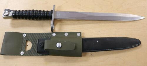 Swiss KV146+ Bayonet w/ Sheath *LOOK*  FREE SHIPPING